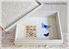 Town and Country Living: How to Transfer Graphics with Mod Podge