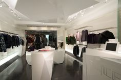 FN.ice concept store by PLAN, Taipei » Retail Design Blog