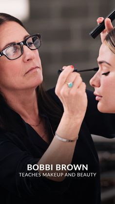 Learn how to be your own best makeup artist from beauty industry icon and cosmet. Learn how to be your own best makeup artist from beauty industry icon and cosmetics founder Bobbi Brown. Beauty Make-up, Beauty Tips For Face, Beauty Makeup Tips, Best Beauty Tips, Natural Beauty Tips, Beauty Care, Natural Makeup, Beauty Skin, Hair Beauty