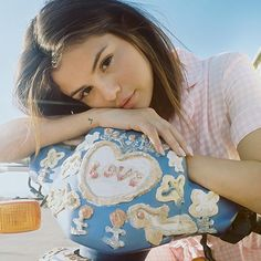 Selena Gomez photographed by Petra Collins