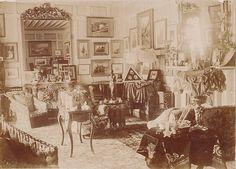 Late Victorian Interior