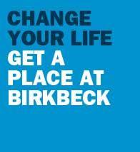 Events for prospective undergraduate students — Study at Birkbeck, Birkbeck, University of London