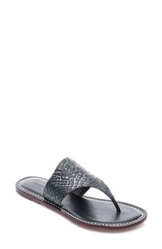 67041d01db5 BERNARDO MONICA THONG SANDAL.  bernardo  shoes