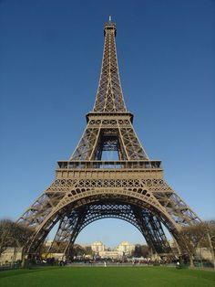 Architectuur gebouw 5 #eiffeltoren