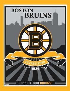 Boston Bruins Speakman