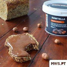 Adivinhem o que voltou! #Rawtella!  #MyWheyStore  www.mws.pt