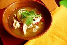 Chicken Posole (slow cooker)
