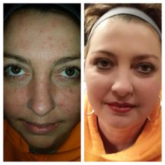 SeneGence products makeover Jan 2014 done by an independent SeneGence distributor who taught her client how to use the products so she will look like this everyday.  SeneGence products are like no other and are easy for any of us to use.  Beautiful!