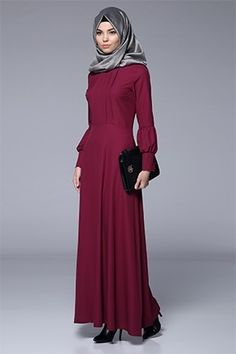 Tesettür Elbise - Tozlu.com