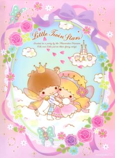 Whimsical Sanrio Little Twin Stars
