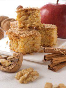 Celozrnný koláč s jablky | Svět zdraví - Oficiální stránky