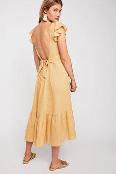 Slide View 2: Takin' A Chance Midi Dress