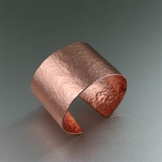 John S. Brana's handmade copper jewelry collection features a variety of bold, stunning copper cuff bracelets as featured on the runways of many top fashion designers and wrists of everyone from Blake Lively to Kim Kardashian. Copper Cuff, Copper Bracelet, Hammered Copper, Copper Jewelry, Cuff Bracelets, Gold Jewellery, Wire Jewelry, Jewelery, Bangles