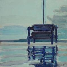 Original Places Painting by Wojtek Herman Oil On Canvas, Canvas Art, Original Art, Original Paintings, Art Oil, Buy Art, Modern Art, Saatchi Art, Rest