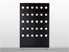 Beech highboard MOONY by HORM.IT design Toyo Ito