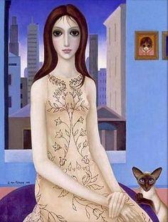 Margaret Keane (1927)