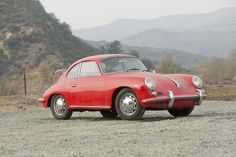 This 1964 Porsche #356C 1600 Coupe will be featured at #TheScottsdaleAuction , you can get pre-approved for auction by applying online with Premier. Visit www.pfsllc.com and get on the #road (Image Source: bonhams.com Lot #61)