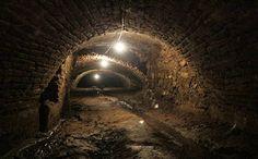 El mito urbano se vuelve realidad: Descubren una red de antiguos túneles en Puebla México
