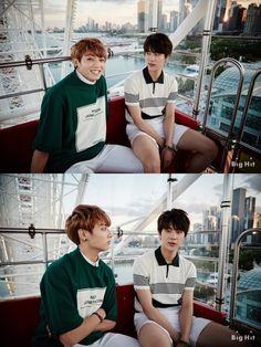[스타캐스트] 방탄소년단의 Dreaming Days, 시카고 화보집 B컷 대 공개! :: 네이버 TV연예