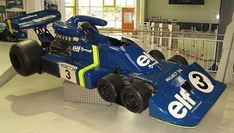 Grand Prix, F1 Racing, Racing Team, Kiosk, Motor Ford, Classic Race Cars, Formula 1 Car, Car Museum, Vintage Race Car