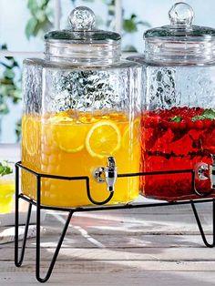 Limonade - Maak je eigen limonade siroop.