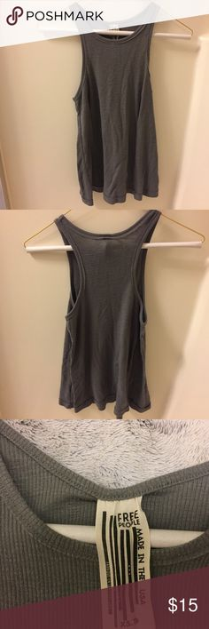 09c0bede28ccd Free People Tank Top Loose Fitting Tank Top From FREE PEOPLE Free People Tops  Tank Tops