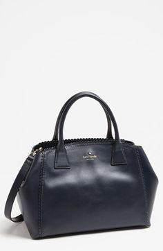 kate spade new york 'palm springs - sloan' satchel  This shape never goes out of style.