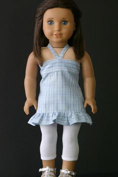 american girl doll clothes patterns for free | ... and Dress | Liberty Jane Doll Clothes Patterns For American Girl Dolls