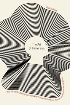 The Art of Immersion #bestbookcoverever