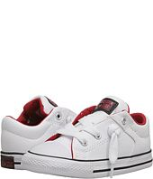 Converse Kids  Chuck Taylor® All Star® Leather Mix High Street Slip (Infant/Toddler)