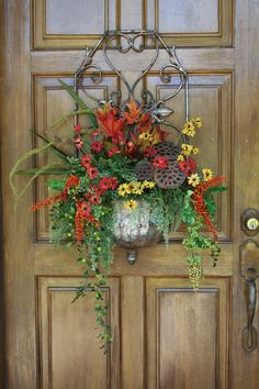 Front door arrangements (1) From: Refresh Restyle, please visit
