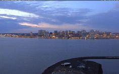 Nova Scotia Webcams - Halifax Waterfront | The Aqua Vista at King's Wharf, Dartmouth