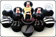 Lady Gaga Cupcakes | von Natty-Cakes (Natalie)