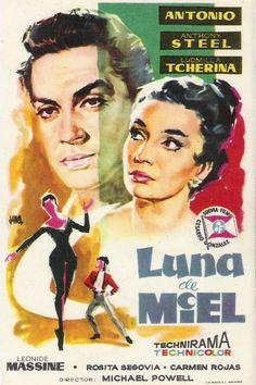 Luna de miel (1959) de Michael Powell - tt0053023