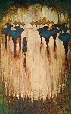 Kendra Baird: Alone in the Rain