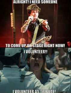 One day, it'll happen. Billie, consider yourself warned ;)