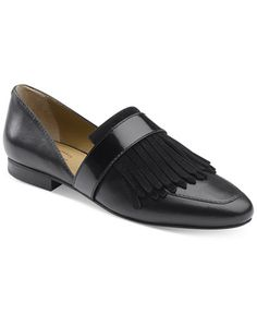 860ffc6661d Women s Harlow Cutout Loafers  77 Black Leather Loafers