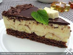 Bananen - Schokolade - Torte (Rezept mit Bild) von Sylv1802   Chefkoch.de