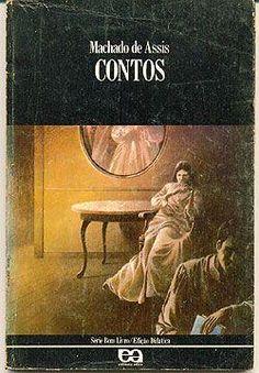 Livro Contos de Machado de Assis