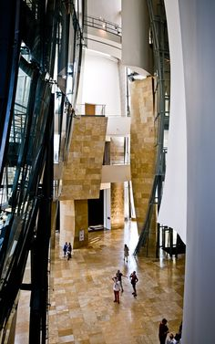 Gehry | Guggenheim - Spain - Frank Gehry