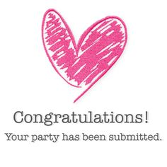 Your order has been submitted graphic for your hostesses and online parties. #31 #ilovemybaglady
