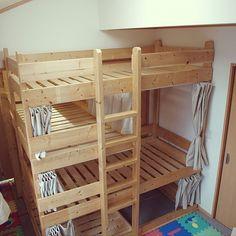 DIYでこんなにできちゃう!あっと驚く夢の手作りベッド | RoomClip mag | 暮らしとインテリアのwebマガジン