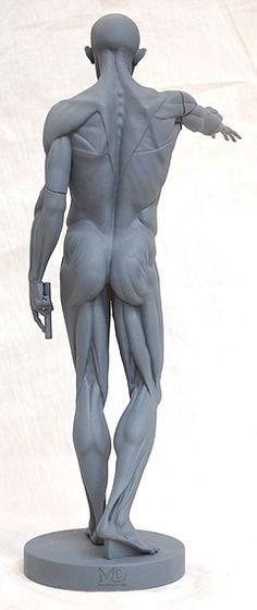 Bronze Sculpture Created by Michael Keropian