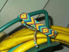Photo of #7542 by Airbear455 - friendship-bracelets.net