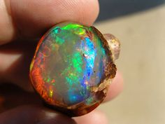 For in them you shall see the living fire of the ruby, the glorious purple of the amethyst, the sea-green of the emerald, all glittering together in an incredible mixture of light. — Roman Pliny the Elder on Opal, 1st Century AD