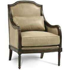 45C07C05617E  Austin  31  Tan Upholstered Accent Chair