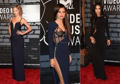 The sizzlin ladies of the 2013 VMAs | Styled to Rock | Taylor Swift | Selena Gomez | Naya Rivera