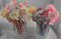 LOVE this!!! Going to make with cello bags!!!