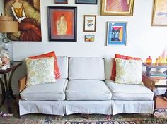 Sofa Sleeper Small Cushion Cover Under Square Feet