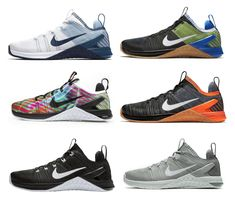 There's many different styles and colors of the Nike Metcon DSX Flyknit 2 -  which is